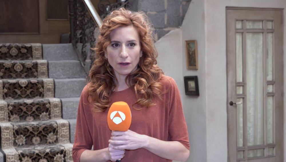 Marta Tomasa se enfrenta al test definitivo sobre Fe
