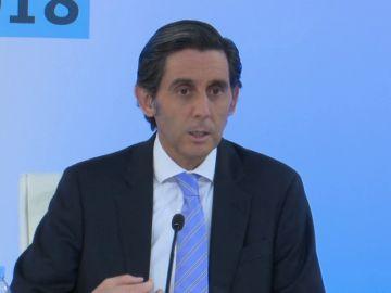 Telefónica ingresa un 0,4 % más en 2018 en España, su primer mercado