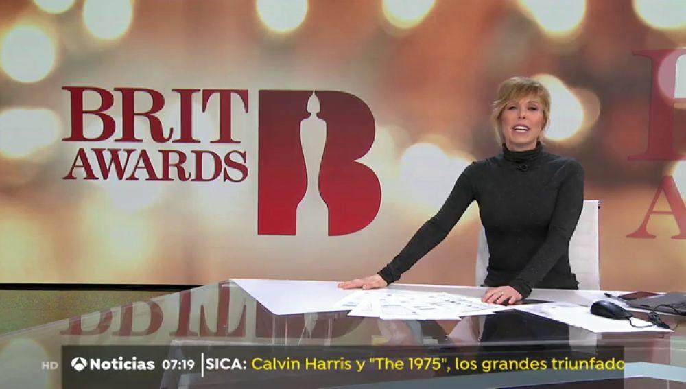 El grupo The 1975 se alza como gran vencedor de los Premios Brit