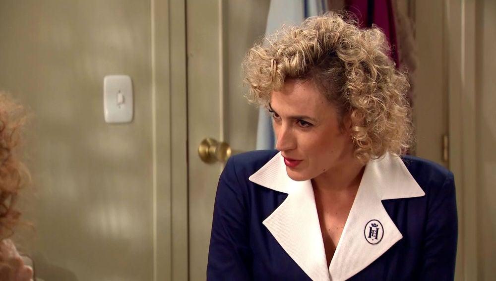 """Silvia ayuda a Natalia: """"Por fin podrás librarte de ese sádico"""""""
