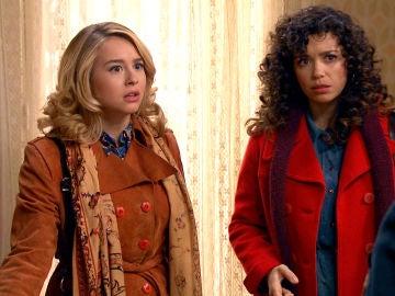 Invaden la casa de Luisita y Amelia