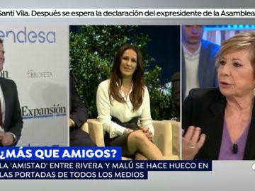 Supuesta relación entre Albert Rivera y Malú