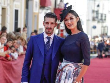 Alejandro Talavante y Jessica Ramírez