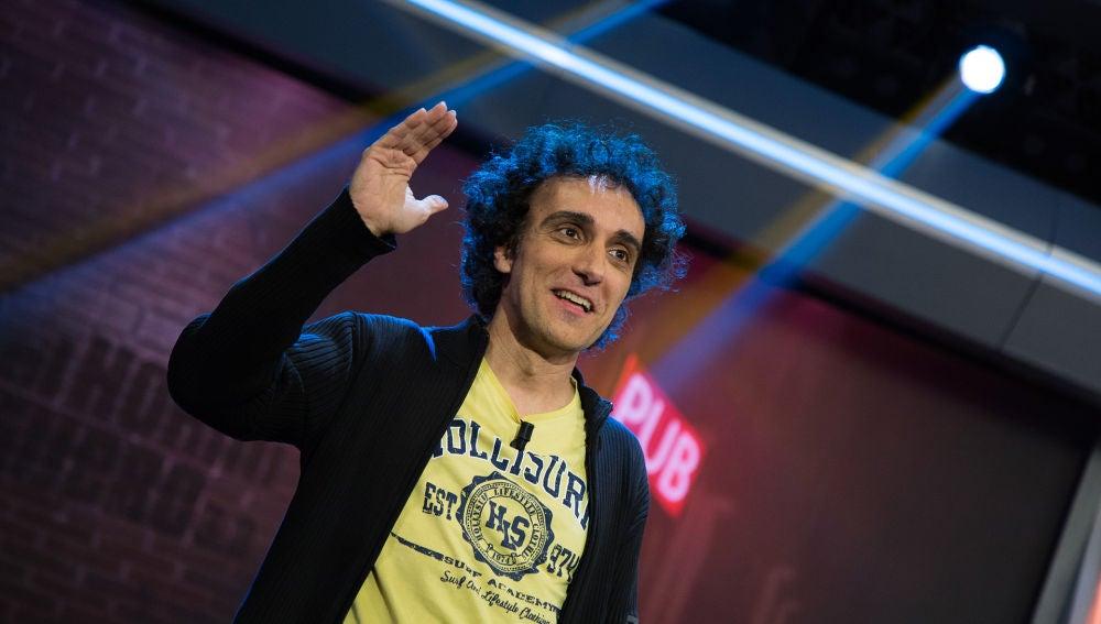 El divertido monólogo de Jesús Manzano en 'El Hormiguero 3.0' sobre los problemas y los niños