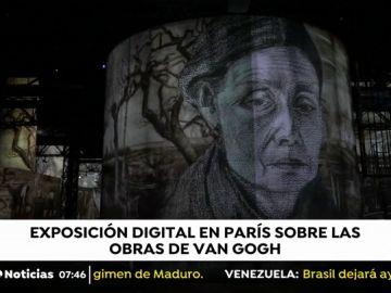 Exposición digital obre las obras de Van Gogh