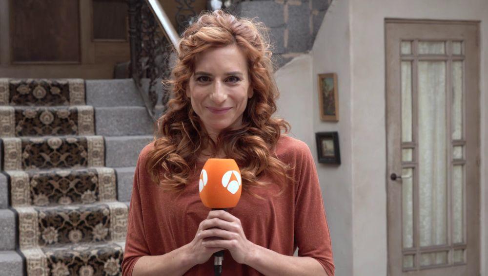"""El mensaje de Marta Tomasa para despedirse de 'El secreto de Puente Viejo': """"Me voy con mucho amor"""""""