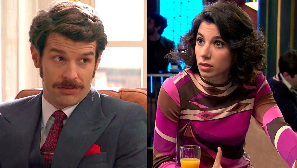 Carolina y Carlos, ¿se arrepienten de haberse acostado?