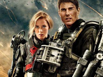 Tom Cruise y Emily Blunt en 'Al filo del mañana'