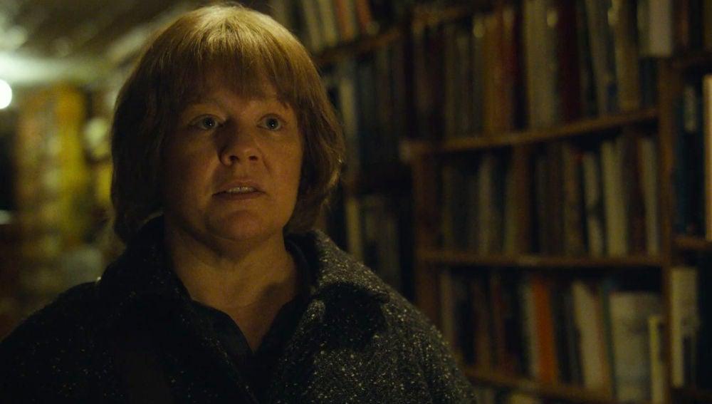 Melissa McCarthy en '¿Podrás perdonarme algún día?'