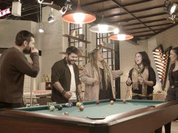 El 'Equipo Orozco', los talents hechos de pedacitos de ilusión