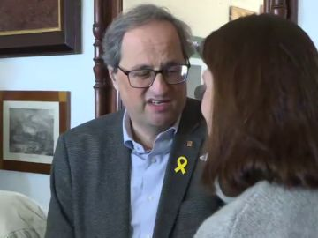 Torra, un presidente que no ejerce
