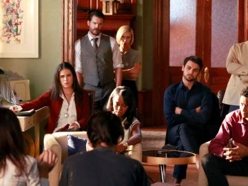 El reparto de 'How to get away with murder'