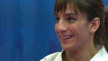 """Sandra Sánchez, campeona del mundo de kárate: """"No hay que dejar fuera a la base del deporte de los Juegos Olímpicos"""""""