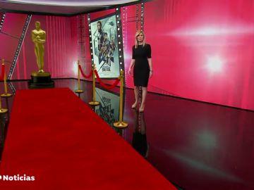 Todo listo para los Oscar