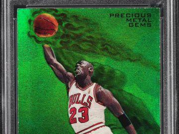 La carta de Michael Jordan vendida por una cifra récord