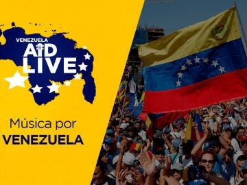 Promo - Concierto Venezuela Aid live