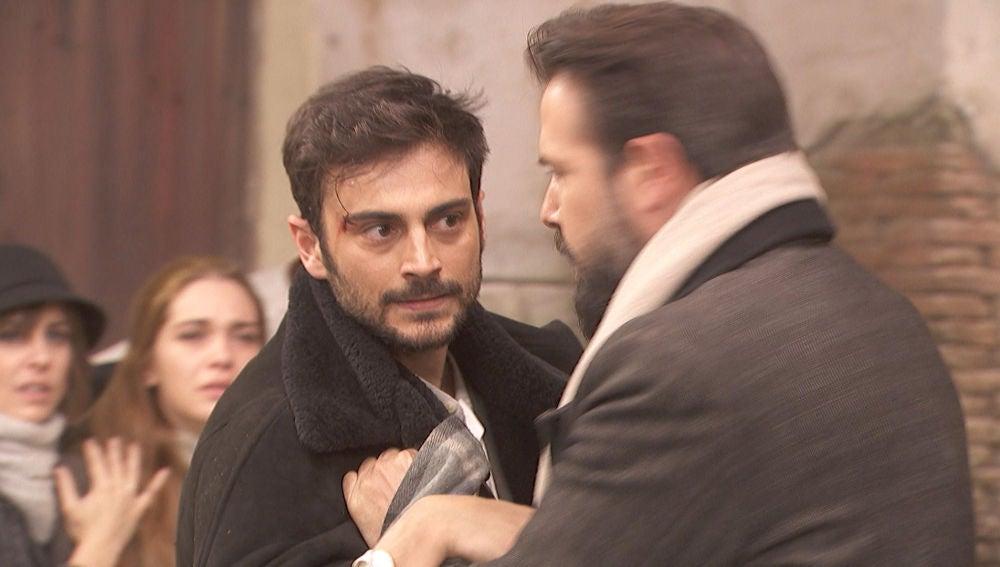 "Saúl sentencia por defender a Julieta: ""Te juro que te mataré"""