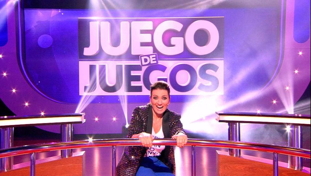Silvia Abril, la presentadora con más recursos que una navaja suiza