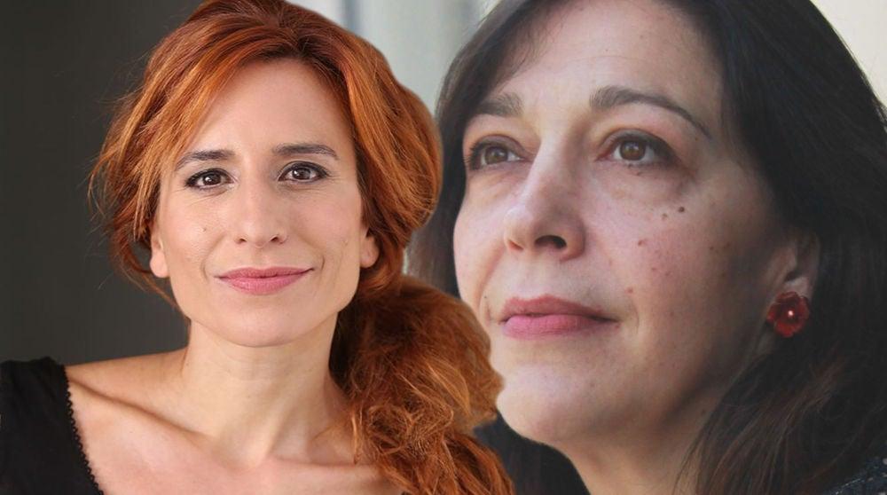 Marta Tomasa se despide de María Bouzas tras abandonar 'El secreto de Puente Viejo'