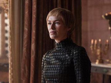 La actriz Lena Headey, Cersei en 'Juego de tronos'