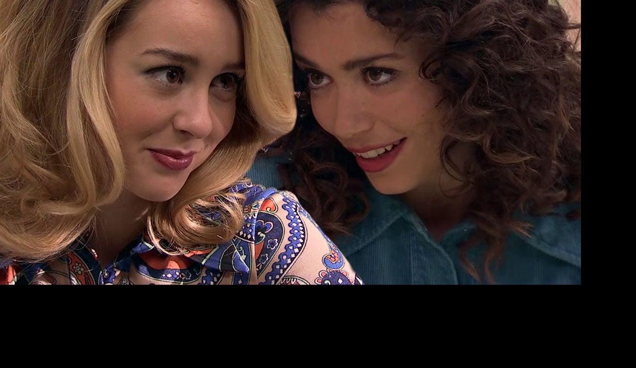 Luisita y Amelia, la historia de amor que ha atravesado la pantalla