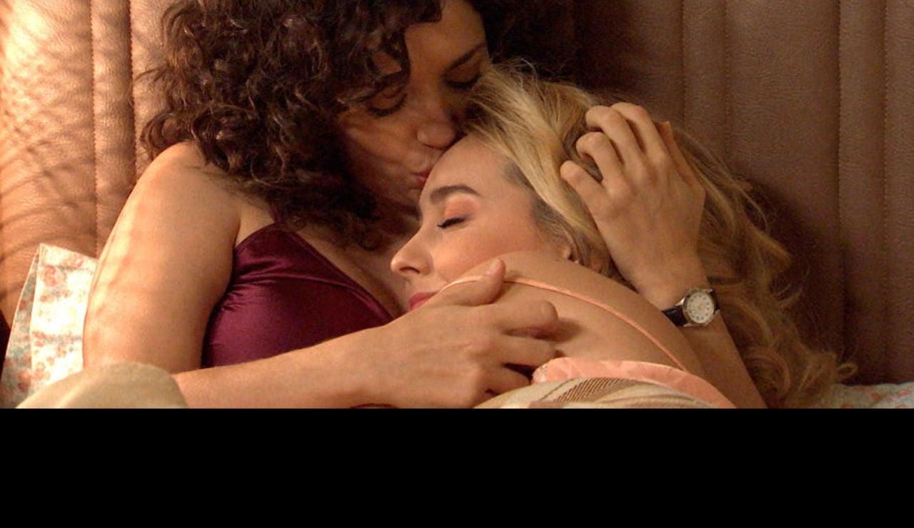 Luisita y Amelia, la historia de amor que ha atravesado la pantalla super 2