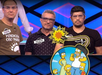 Un seguidor sorprende al mudar de piel a 'Los Lobos' para convertirlos en 'Los Simpson'