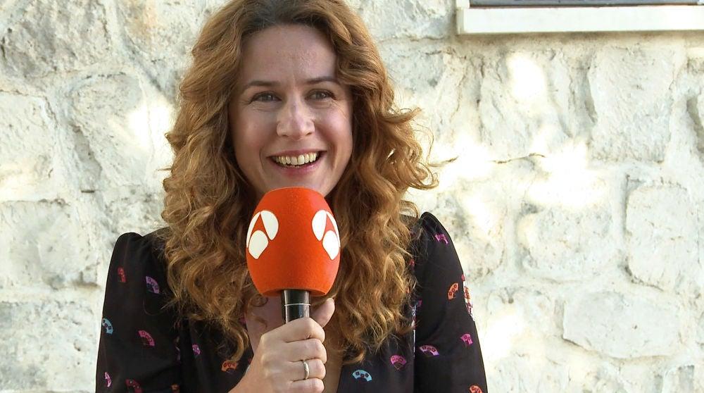 Lucía Quintana es Almudena en 'Matadero'