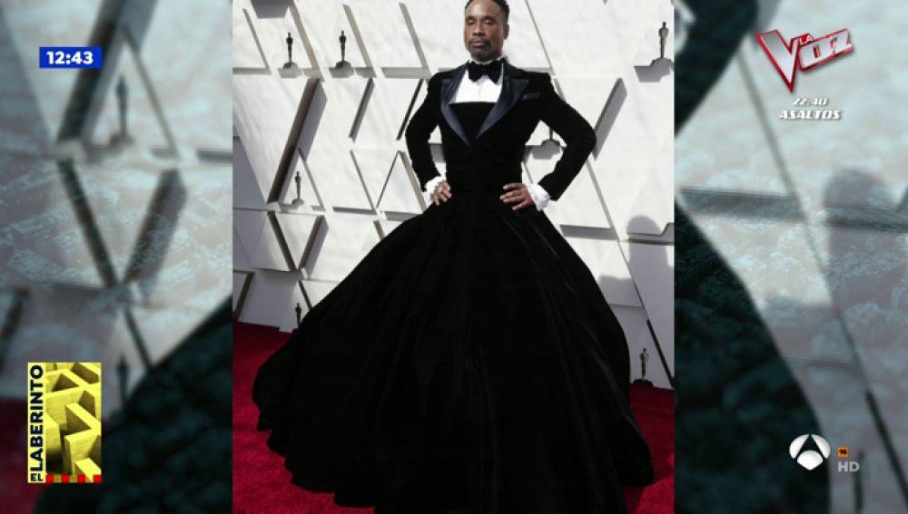 La alfombra roja de los Oscar 2019.
