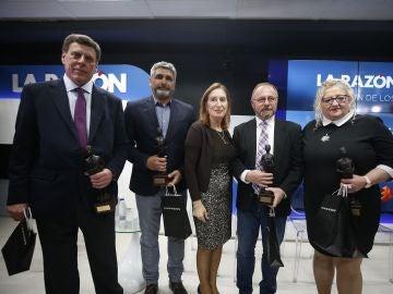 XI edición Premios Alfonso Ussía