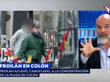 Entrevista al experto en Comunicación afiliado a Vox, Víctor Sánchez del Real