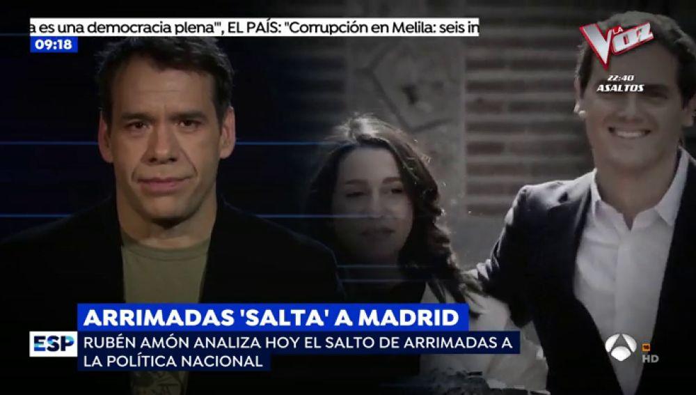 El editorial de Rubén Amón.