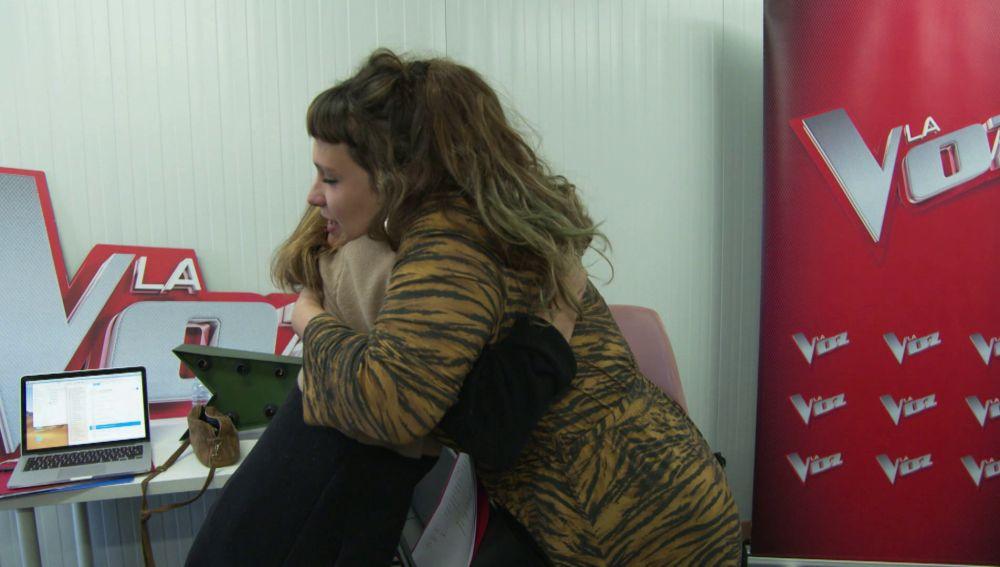 """VÍDEO-LA VOZ:Alicia Araque, vocal coach de 'La Voz', sobre Lia Kali: """"Las grandes personalidades se salen de lo corriente"""""""