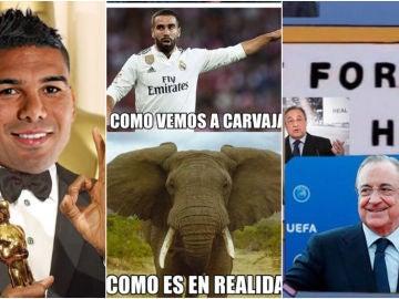 Los memes del Levante vs Real Madrid