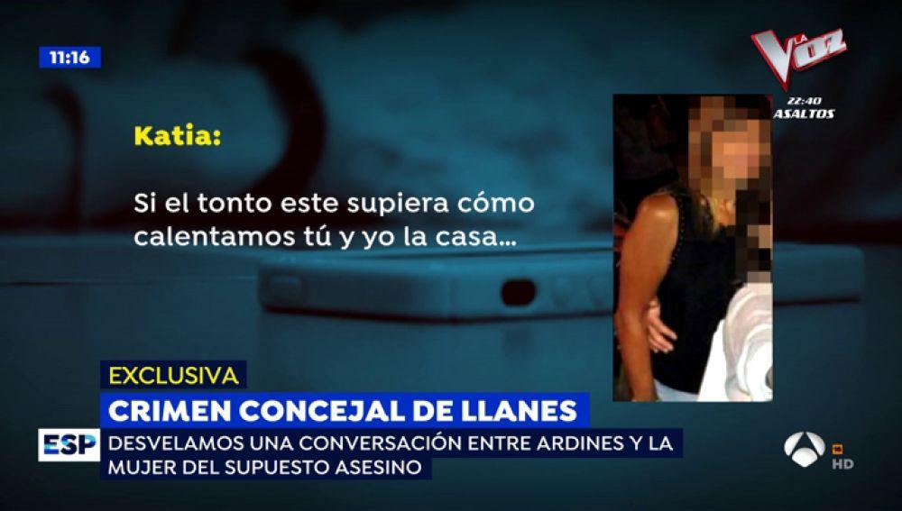 La prueba de la infidelidad entre Javier Ardines y la mujer de Pedro Nieva