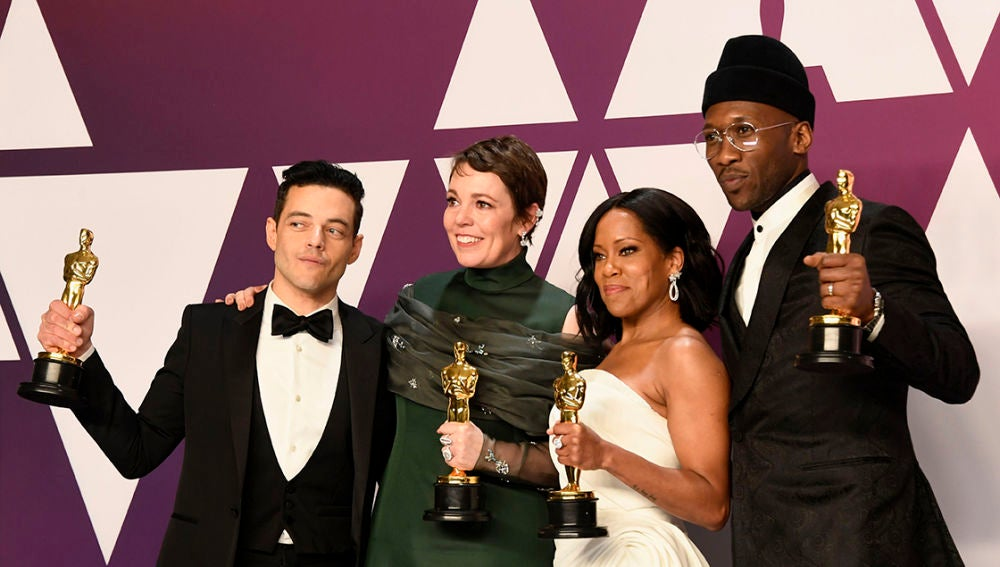 Los ganadores de las principales categorías de los Oscar 2019