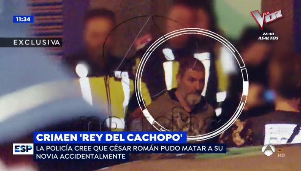 La Policía cree que César Román, el 'rey del Cachopo', mató a Heidi Paz accidentalmente y la descuartizó por miedo a ser descubierto