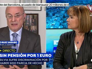 Se queda sin pensión de viudedad por cobrar un euro más que su marido.