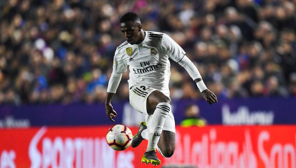 Vinicius, jugador del Real Madrid
