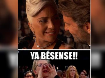 Meme de los Oscars