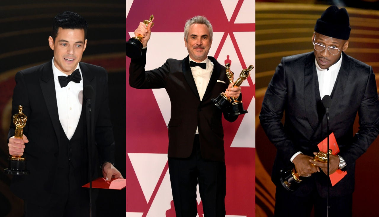 Los ganadores de los Oscar 2019