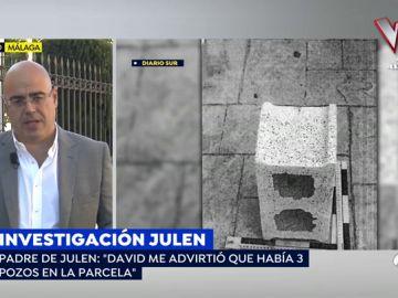 Juán Cano, periodista de Diario Sur
