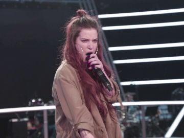 VÍDEO - Sandra Groove aporta guerra y caña durante los ensayos de 'La Voz'