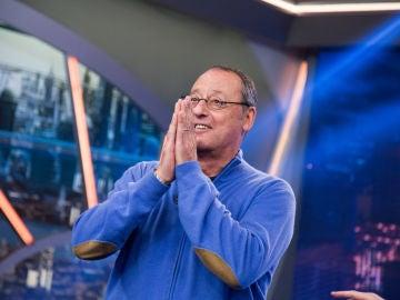 Disfruta de la entrevista completa de Jean Reno en 'El Hormiguero 3.0'
