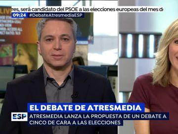 Vicente Vallés y Susanna Griso