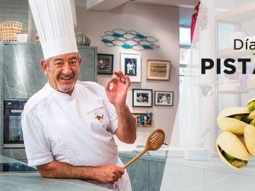 ¡Celebra el 'Día Mundial del Pistacho' con 'Karlos Arguiñano en tu cocina'!