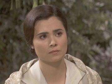 María muestra sus dudas, ¿quiere marcharse a Cuba para siempre?