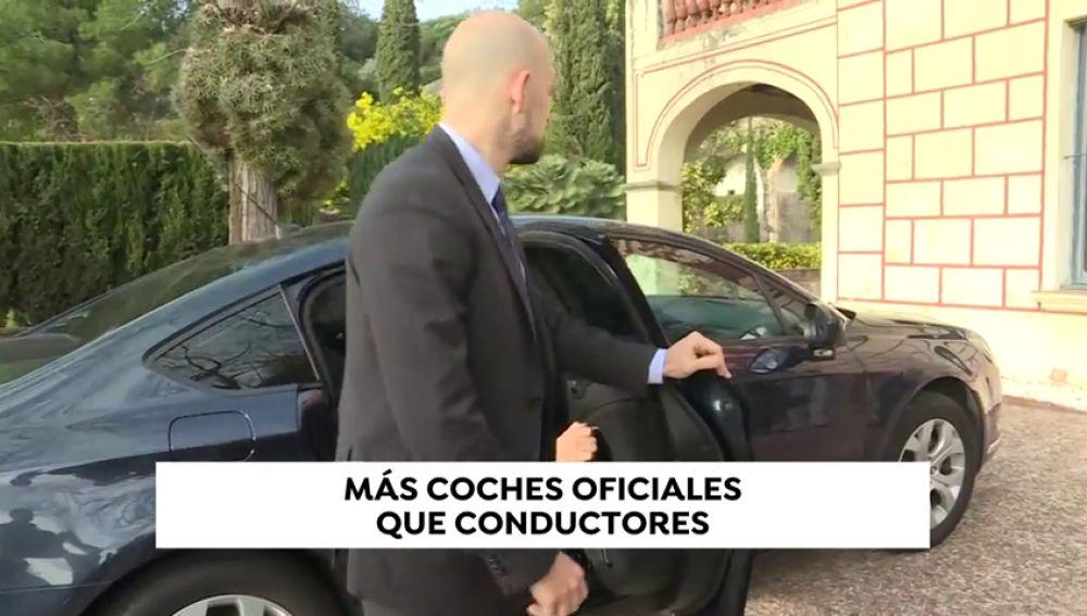 El Gobierno lanza una oferta para encontrar a 76 chóferes que conduzcan coches oficiales