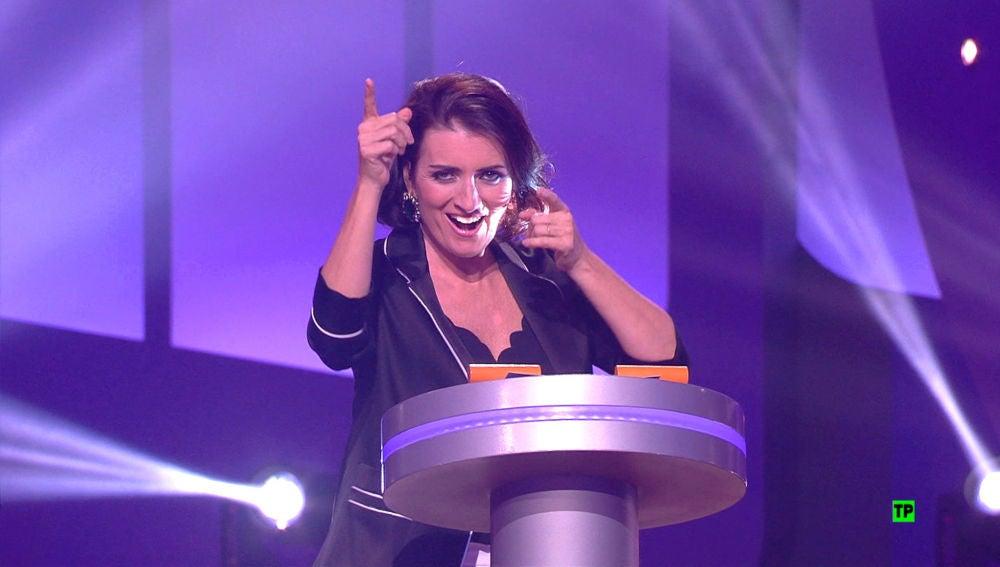 """Silvia Abril: """"A mis concursantes les voy a estrujar, exprimir, sacar todo el jugo y después les voy a untar"""""""