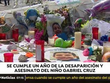 Se cumple un año de la desaparición de Gabriel Cruz